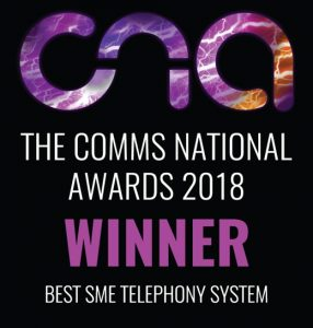 the annual Comms National Awards