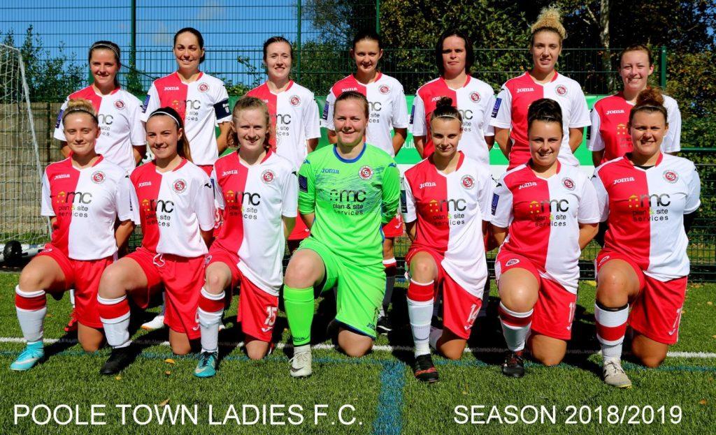 Poole Town Ladies FC